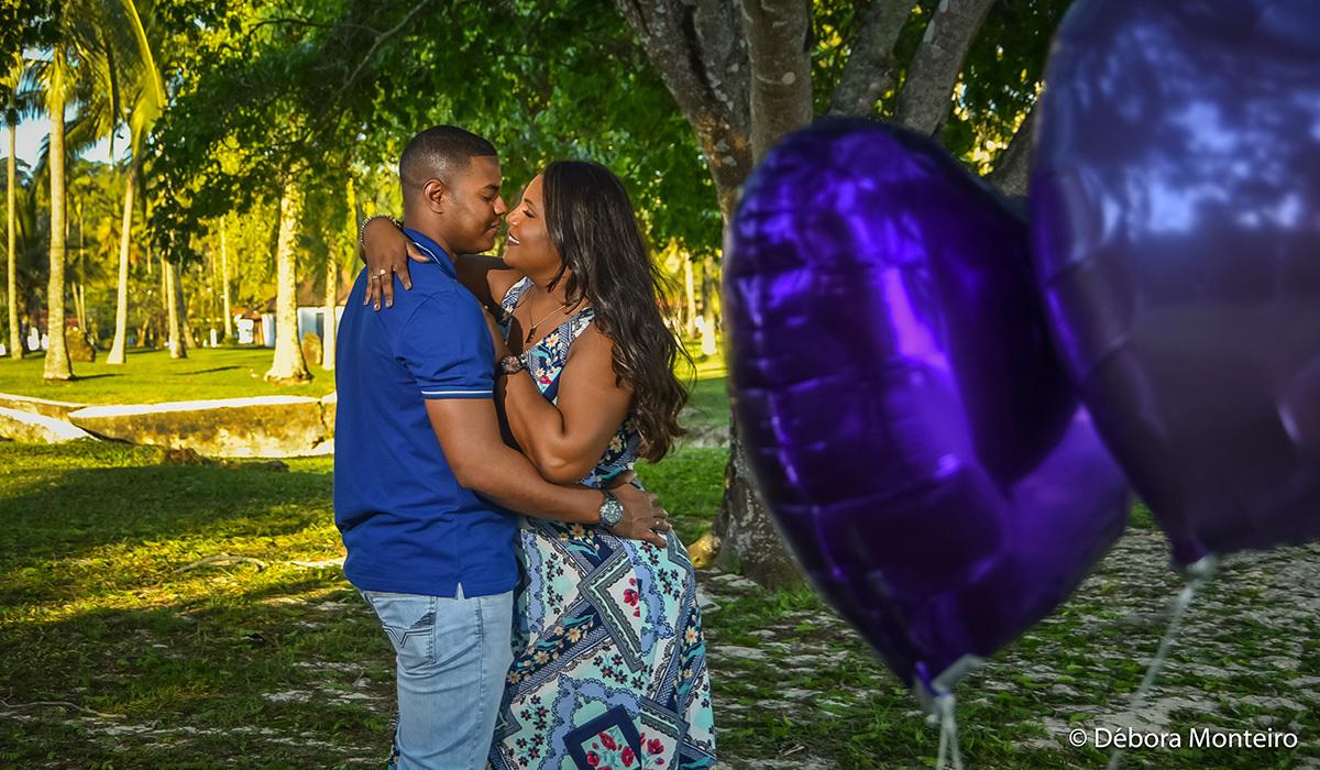 Ensaio pré wedding em Inema- BA
