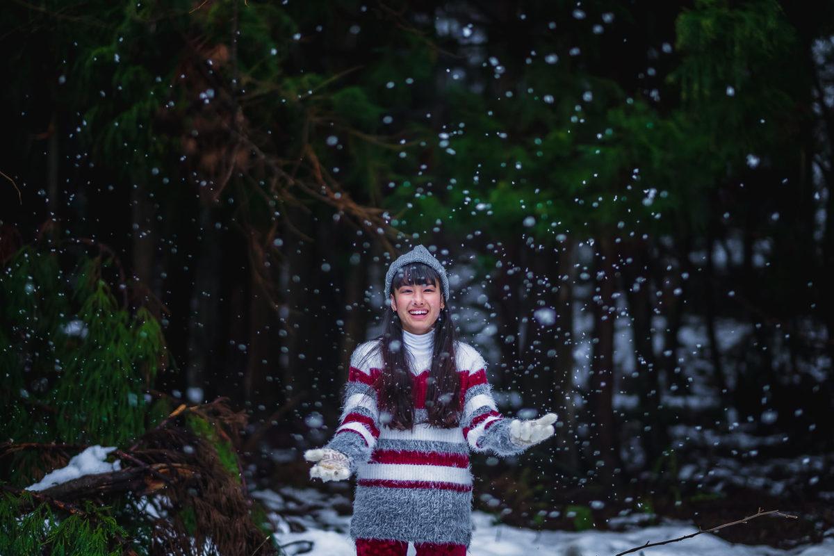 Imagem capa - Por que fazer um ensaio fotográfico no inverno? por Lucio Maeda