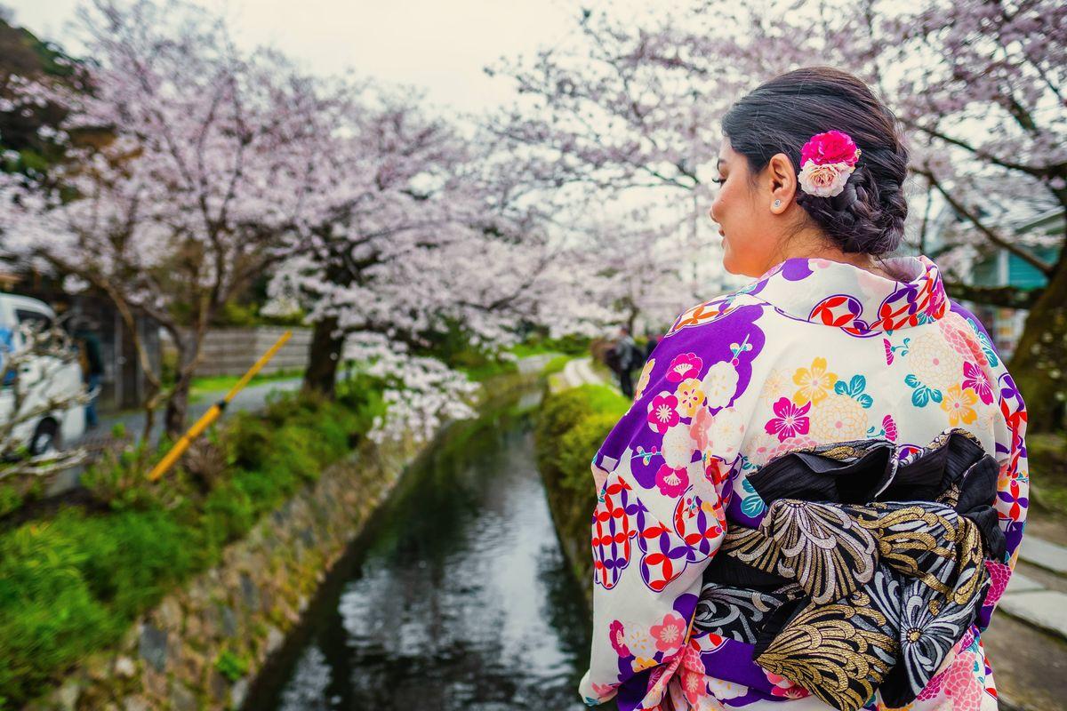 Imagem capa - Melhor Loja De Kimono Em Kyoto  por Lucio Maeda