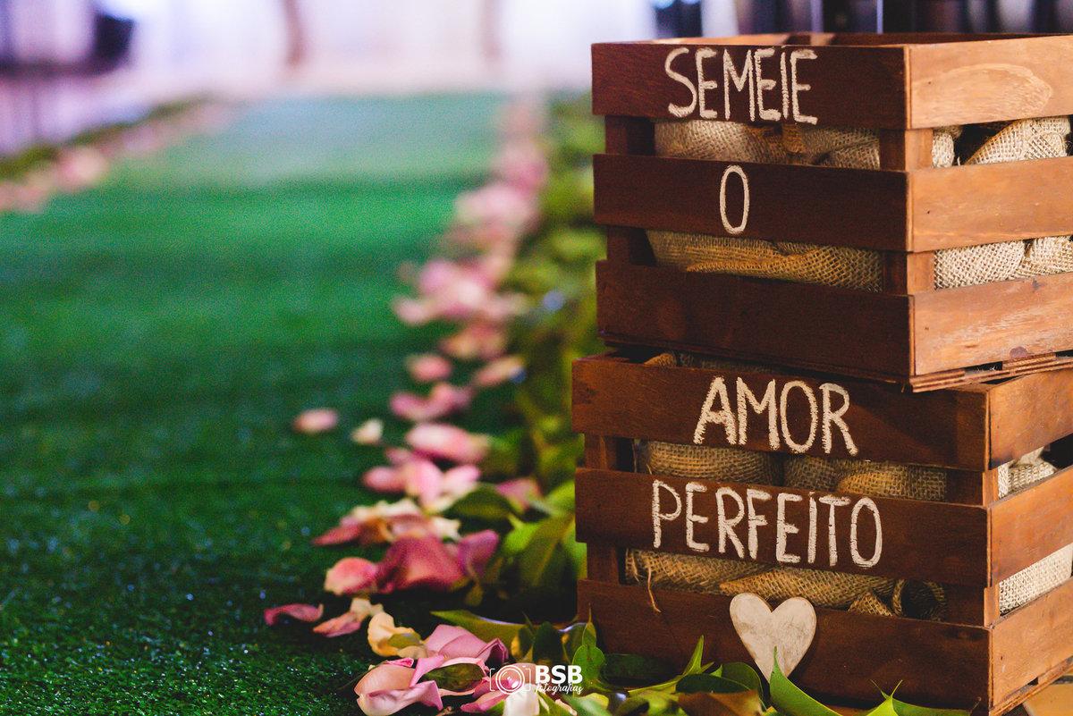 Imagem capa - O Lugar Para Seu Casamento Ser Completo por BSB Fotografias