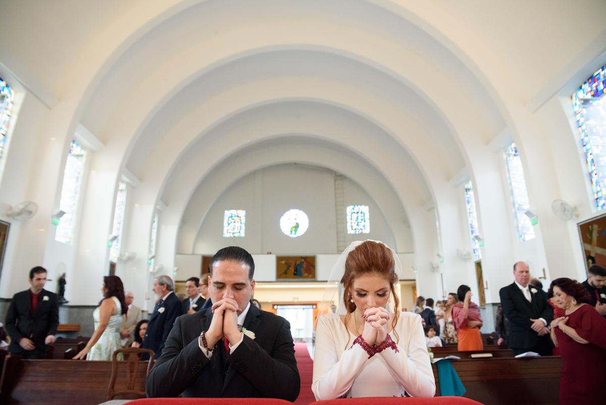 comunhao para noivos