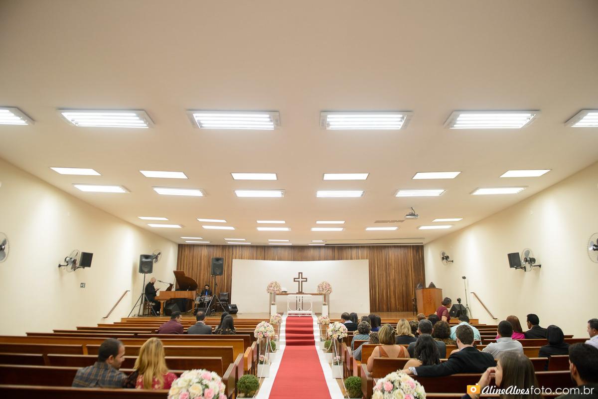 igreja isabela hendrix