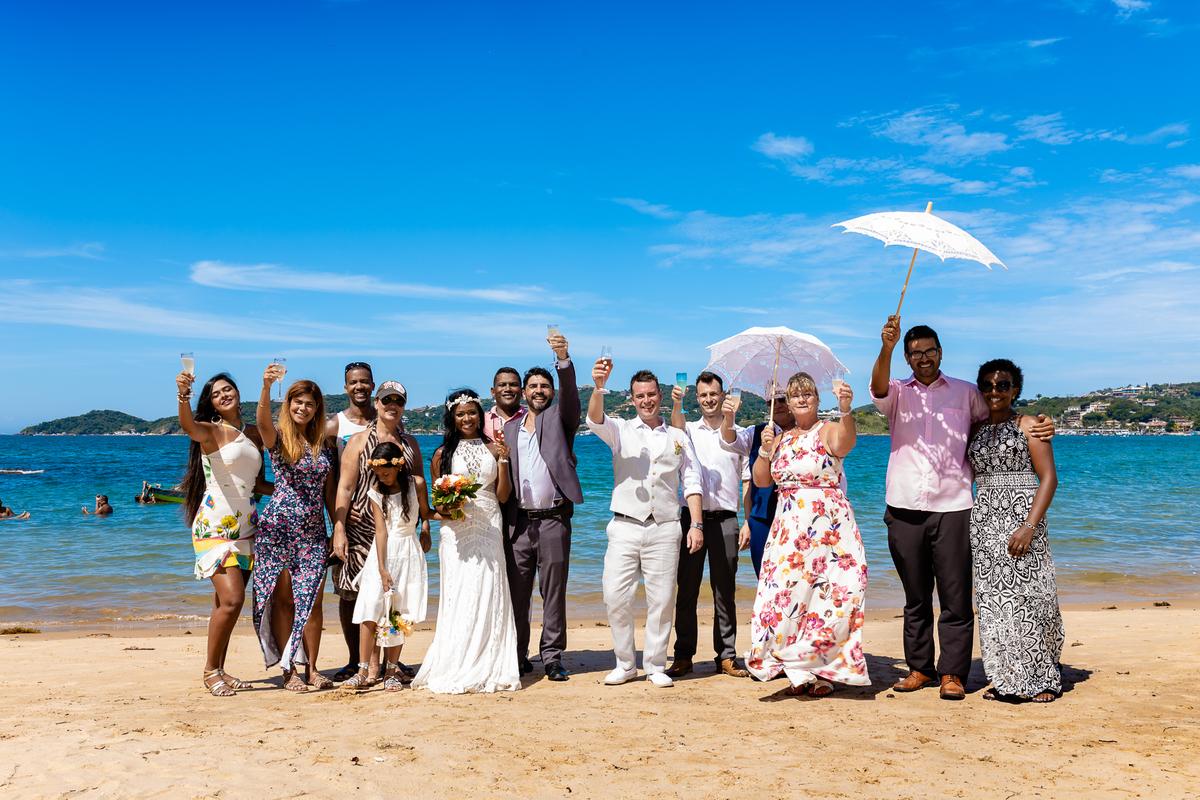 Imagem capa - Praias para se Casar no Rio de Janeiro por Luis Leal