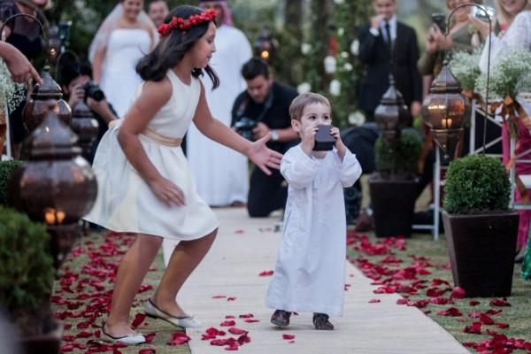 casamento de Saeed e Carolina