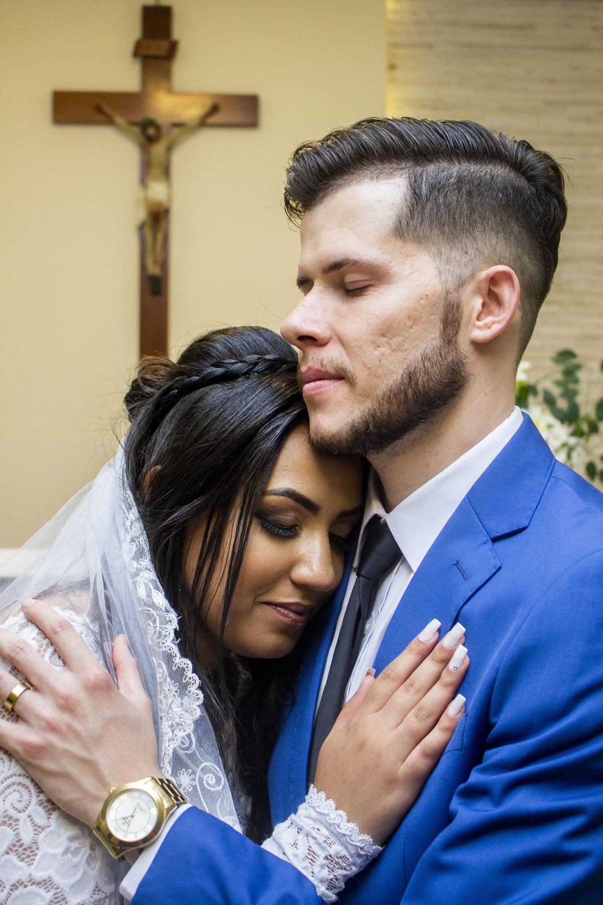 Casamento Bruno e Thalia na capela