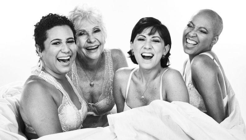 Imagem capa - Elas fizeram fotos sensuais para mostrar algo muito importante sobre o câncer de mama por Dan Martins