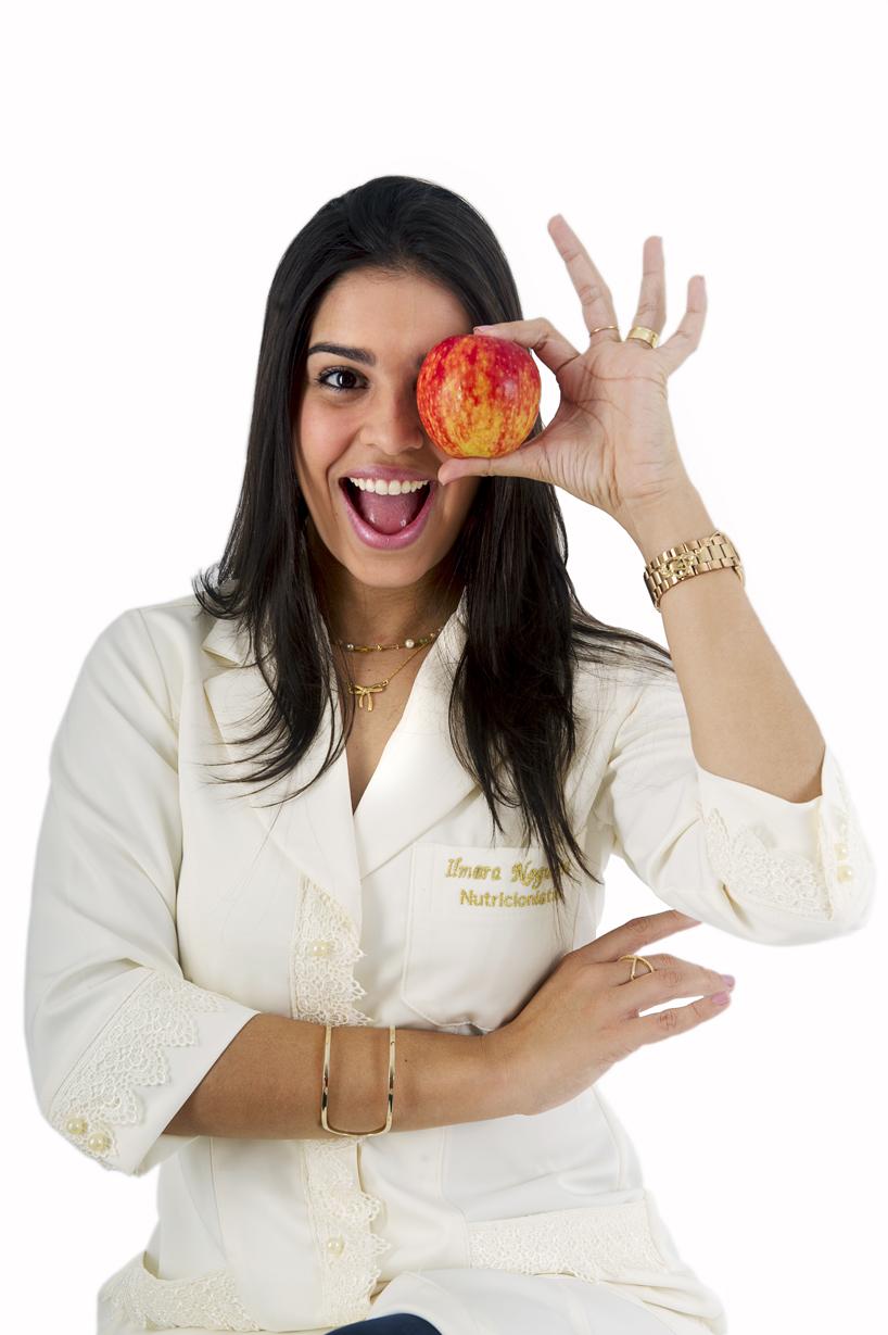 Foto de Ilmara Nogueira - Nutricionista