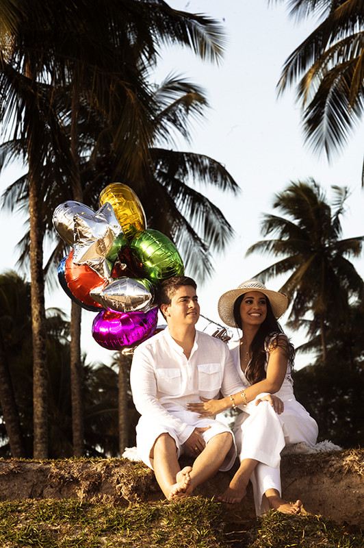 Foto de Ilmara e Ivan