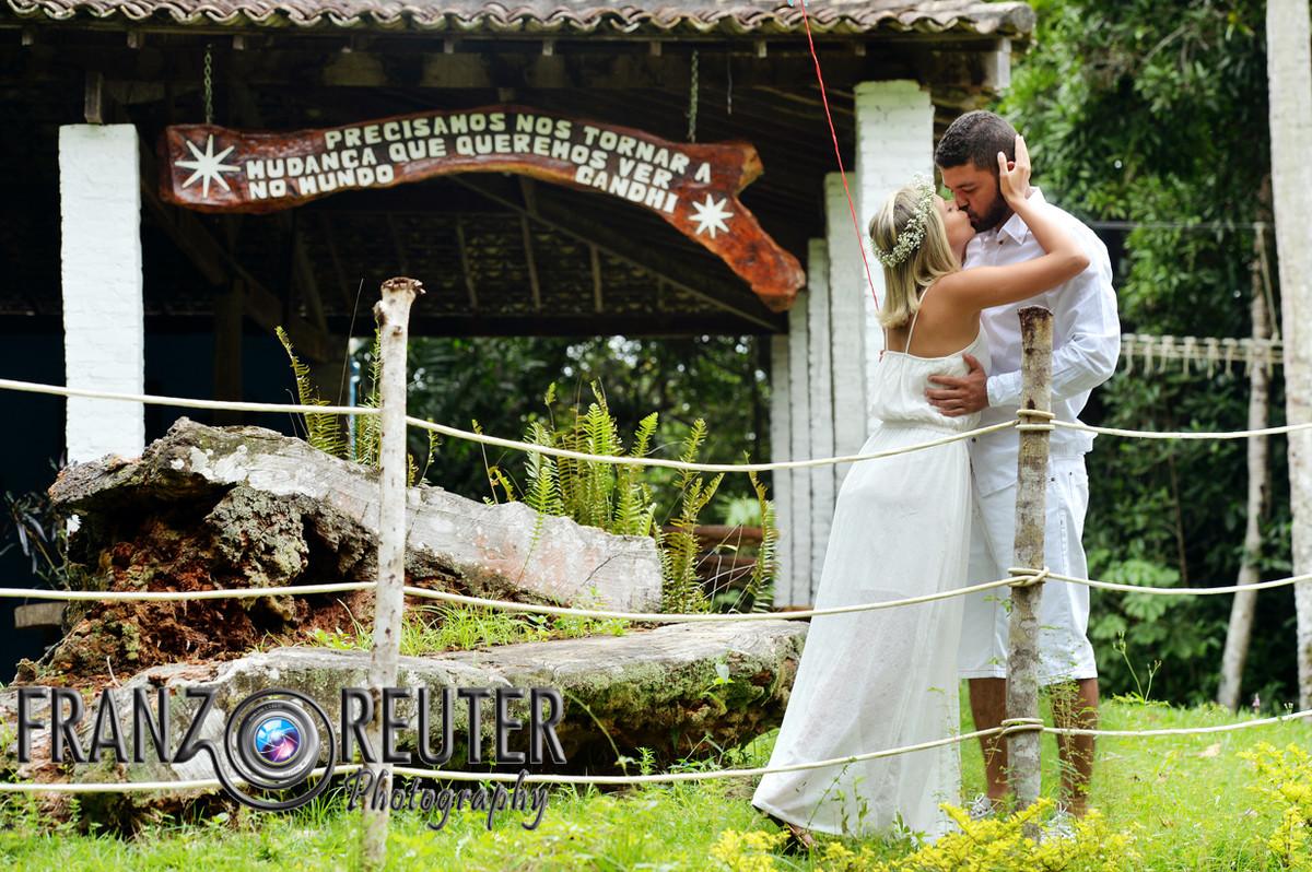 Foto de Milena e Murilo (ensaio de noivos)