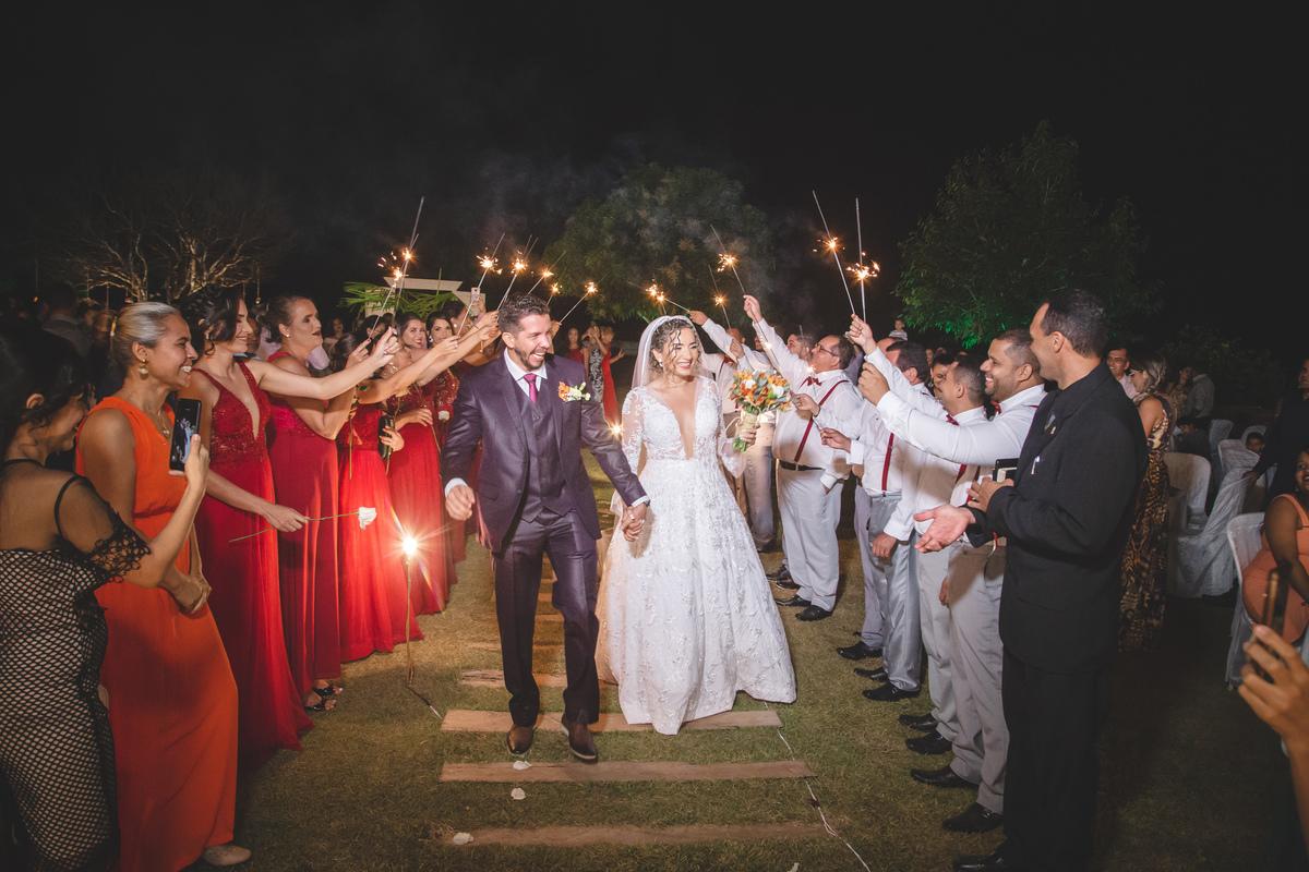 Imagem capa - Requinte e luxo no casamento de Rayana e Gladson em Porto Franco por Dalton Carmélio L Araújo