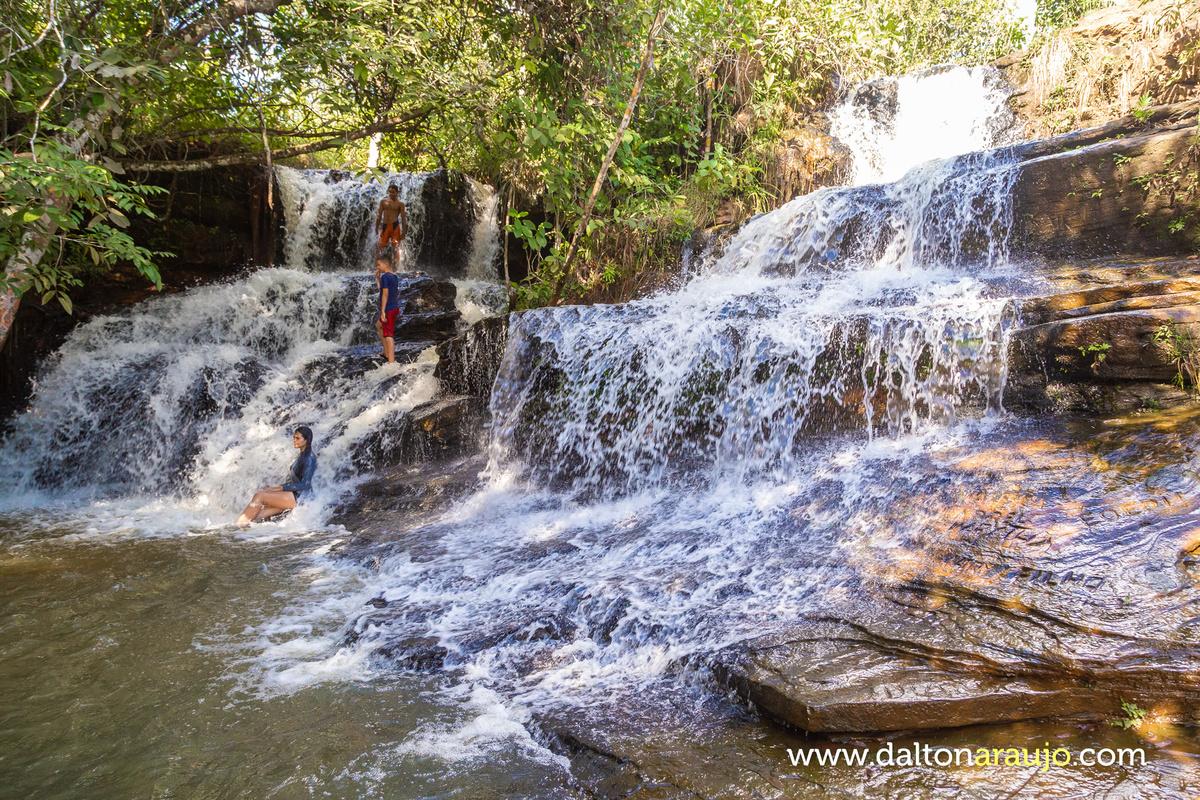 Imagem capa - Cachoeira da Extrema na Chapada das Mesas por Dalton Carmélio L Araújo