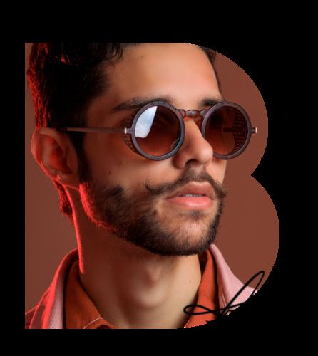 Logotipo de Bruno Barreto