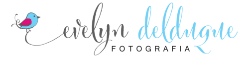 Logotipo de Evelyn Delduque
