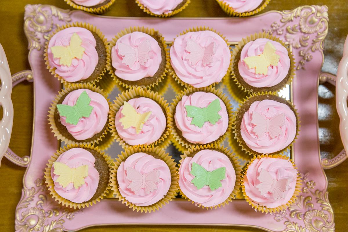 doces personalizados, doces personalizado curitiba, cupcake de borboleta, decoração de festa, tema jardim , festa de menina