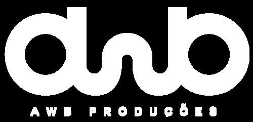 Logotipo de AWB Produções