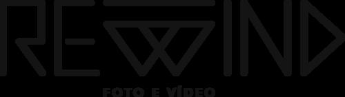 Logotipo de Rewind Foto e Vídeo