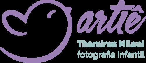 Logotipo de Thamires Milani