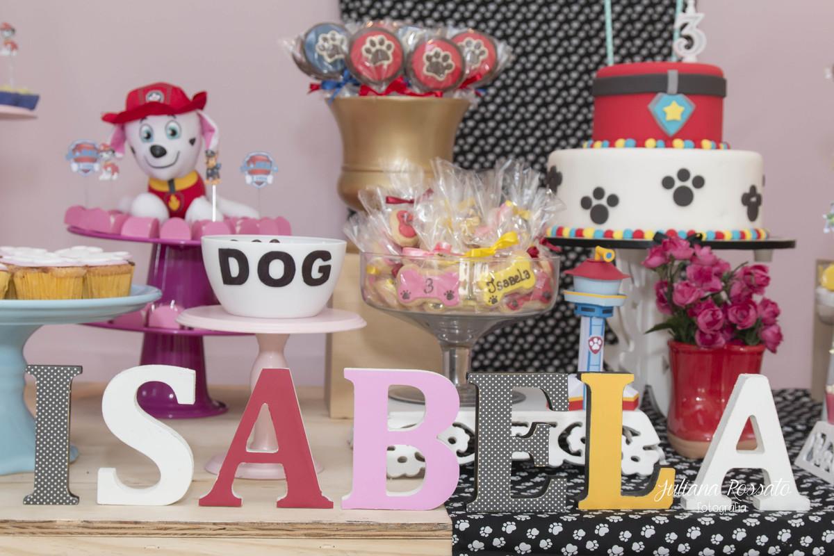 Imagem capa - Decoração Infantil: Patrulha Canina por Juliana da Silva Rossato