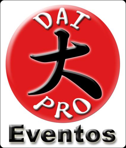 Logotipo de Dai Pro-Eventos - Atsushi Abe