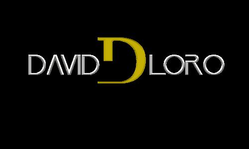 Logotipo de David de Loro