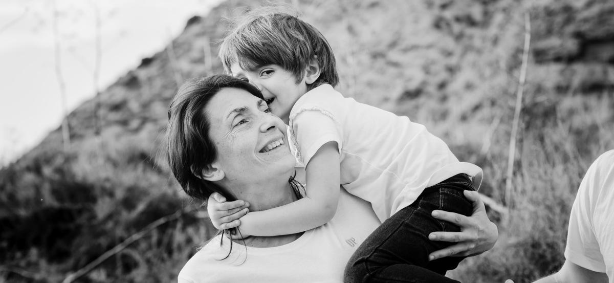 Imagem capa - Mamá y yo por Cristina Galvez