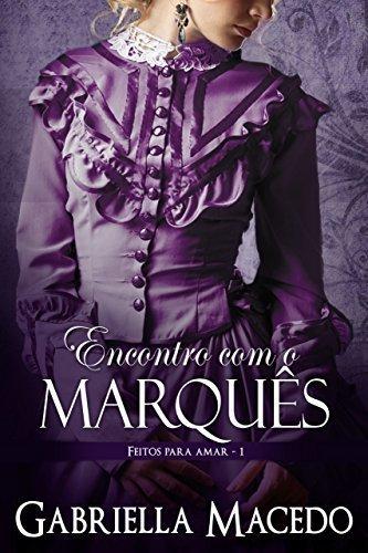 Imagem capa - Encontro com o marquês  - Gabriella Macedo por Márcia Mello