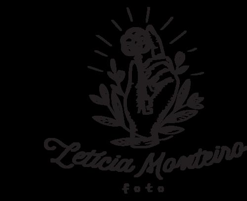 Logotipo de Letícia Monteiro dos Santos