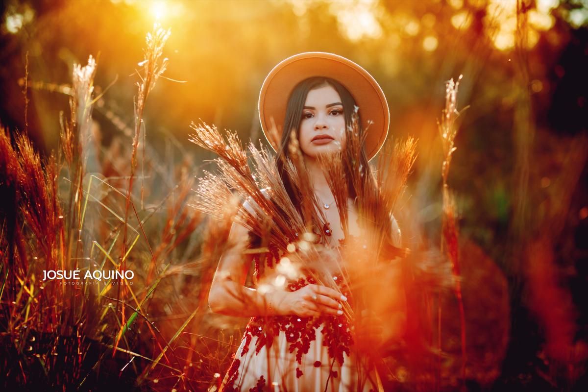 Imagem capa - Dica pra fotografar seu book - Aquela hora boa! 15th por josue aquino fotografia