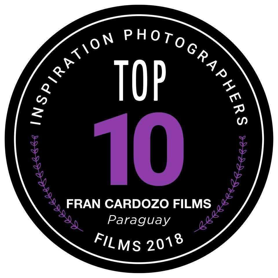 Imagem capa - Estamos en el TOP 10 de Mejores videografos del MUNDO! ♥ por Francisco Javier Cardozo Escobar
