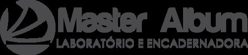 Logotipo de Master Album Encadernadora e Laboratório Fotográfico