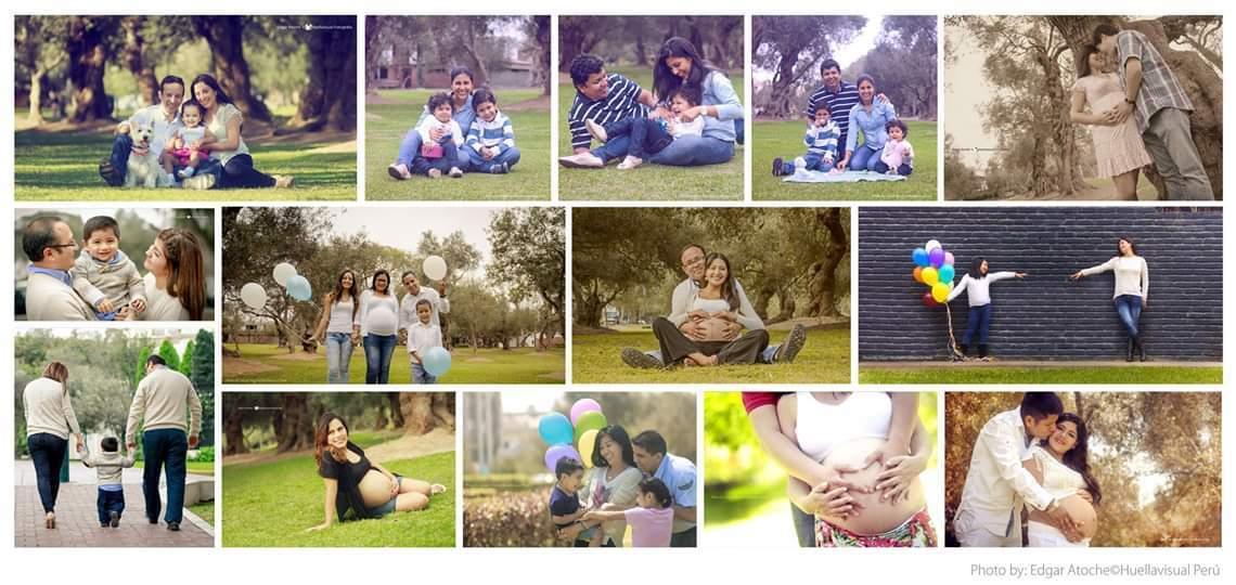 Imagem capa - SESIÓN DE FOTOS FAMILIA - MATERNIDAD - ENAMORADOS - PROMOCIÓN 25% DESCUENTO por Edgar Atoche Fotógrafo - Perú
