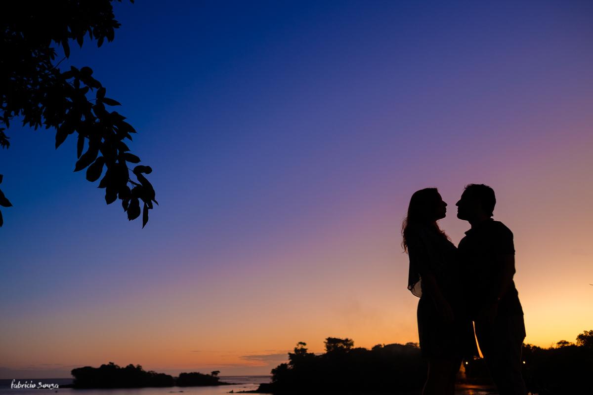 Ensaio casal - namorados Betania e Raphael - Belém - PA