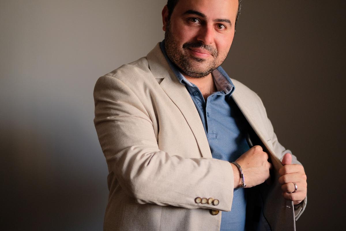 Imagem capa - A importância de um retrato corporativo no mundo empresarial, a fotografia que passa sua mensagem por Fabricio Sousa
