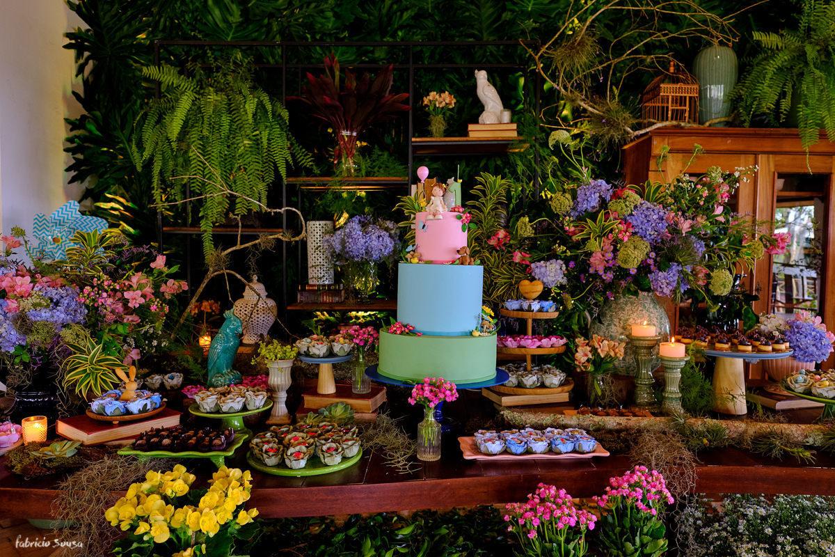 Imagem capa - Decoração infantil tema Festa no Jardim de Casa por Fabricio Sousa
