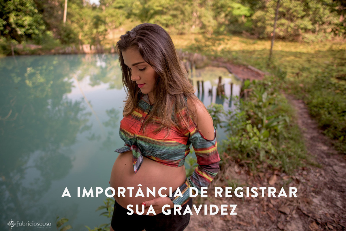 Imagem capa - A importância de registrar sua gravidez por Fabricio Sousa