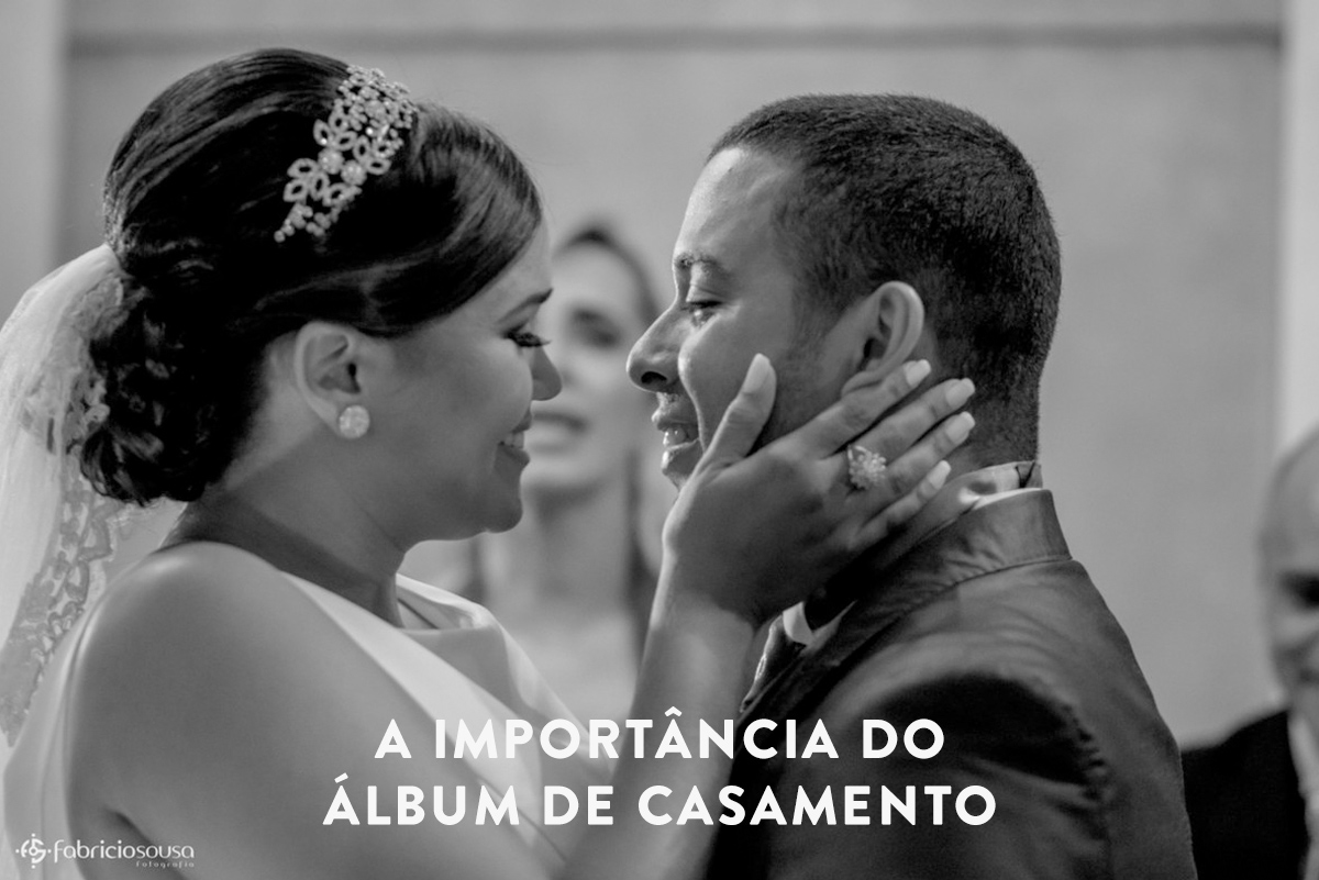 Imagem capa - A importância do álbum de casamento por Fabricio Sousa