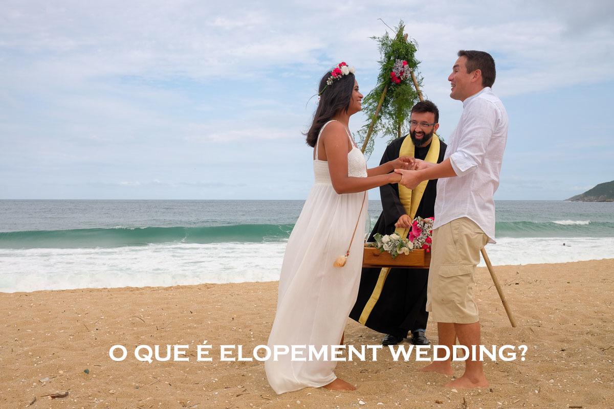 Imagem capa - Elopement Wedding - o que é e por que fazer este tipo de casamento por Fabricio Sousa