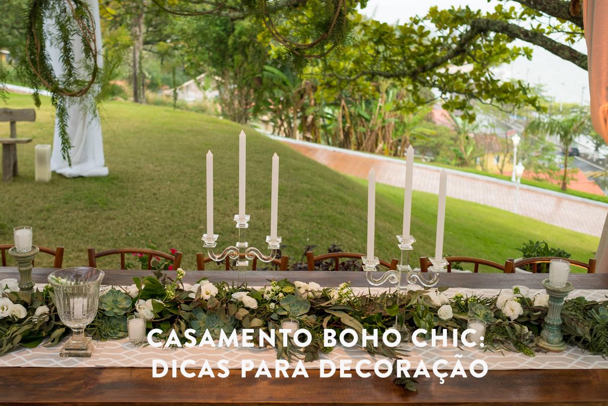 Imagem capa - Casamento Boho Chic: Dicas para decoração  por Fabricio Sousa