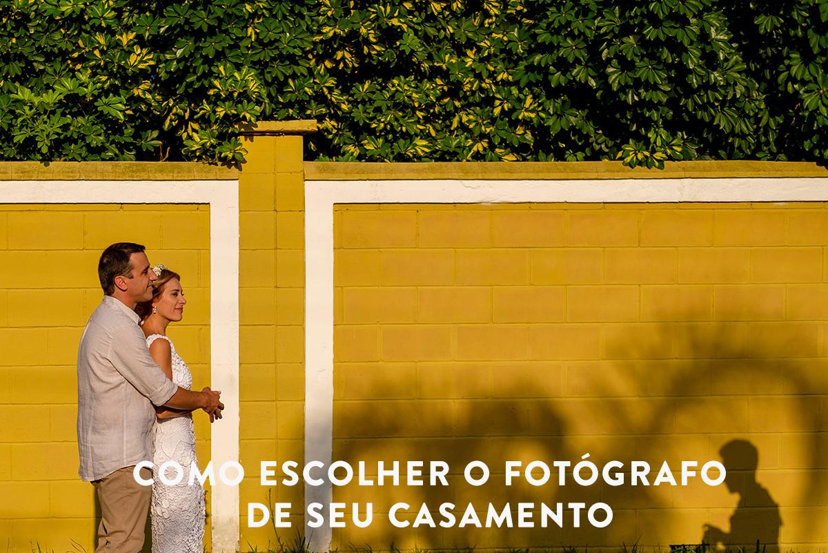 Imagem capa - Como escolher o fotógrafo de seu casamento por Fabricio Sousa