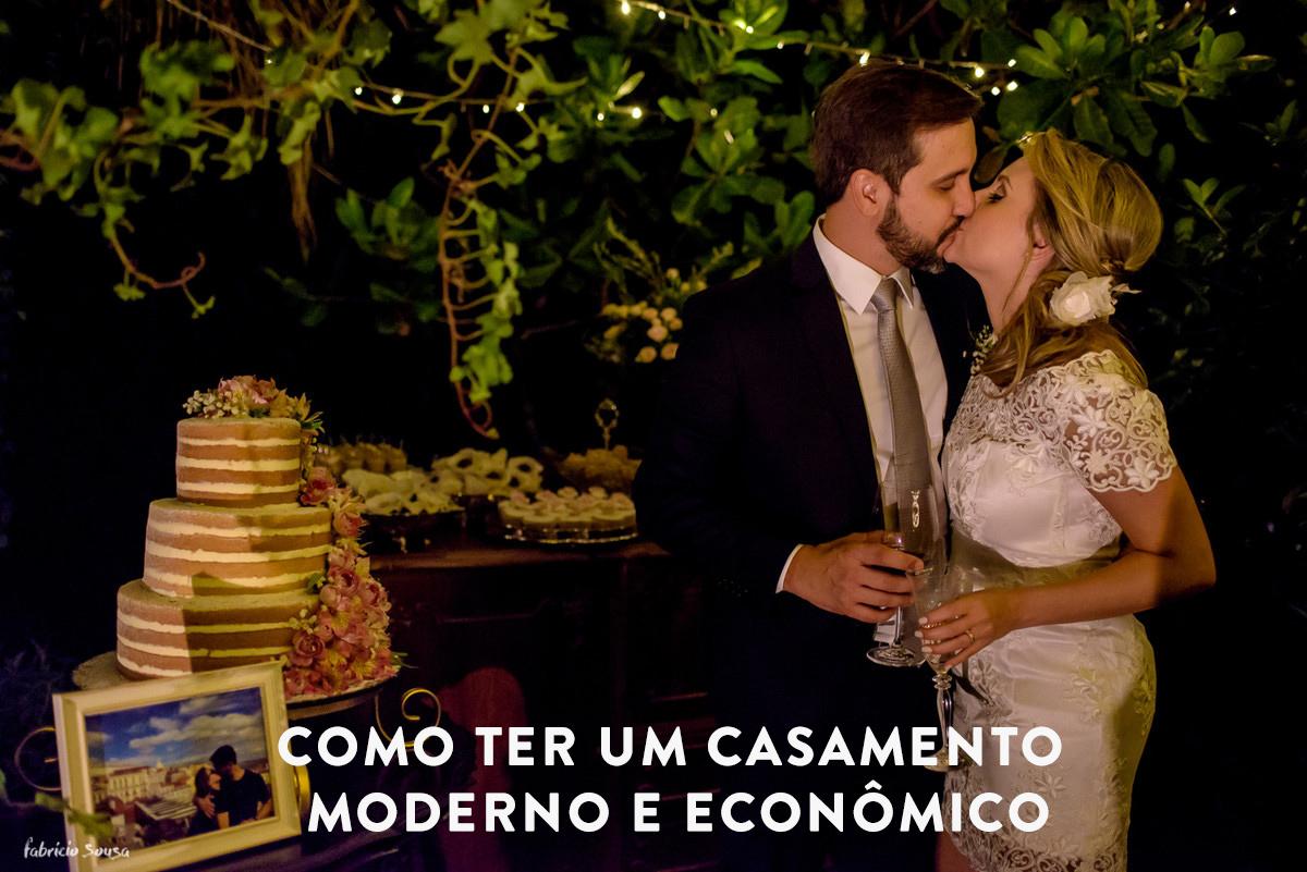 Imagem capa - Como ter um casamento moderno e econômico por Fabricio Sousa