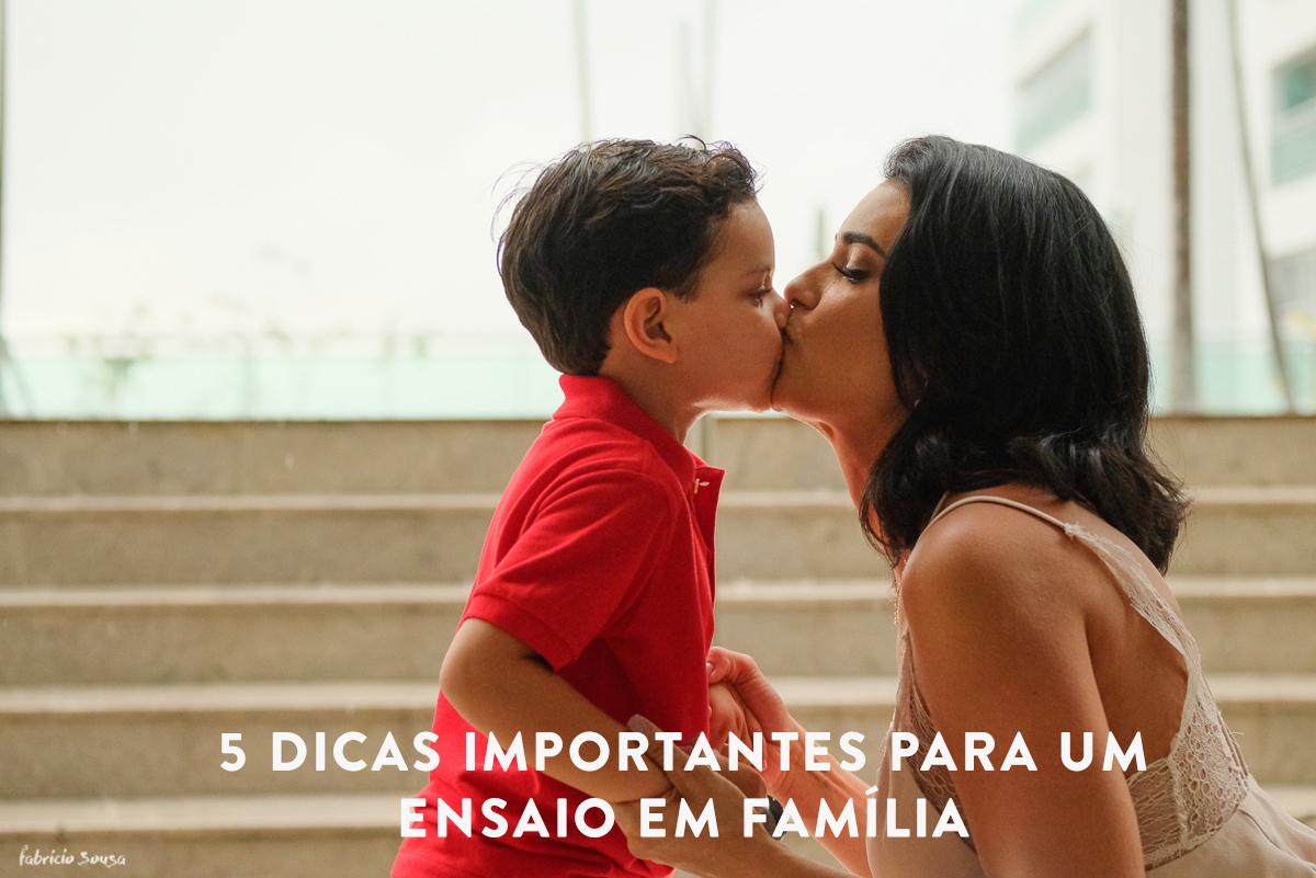 Imagem capa - 5 dicas importantes para um ensaio em família por Fabricio Sousa