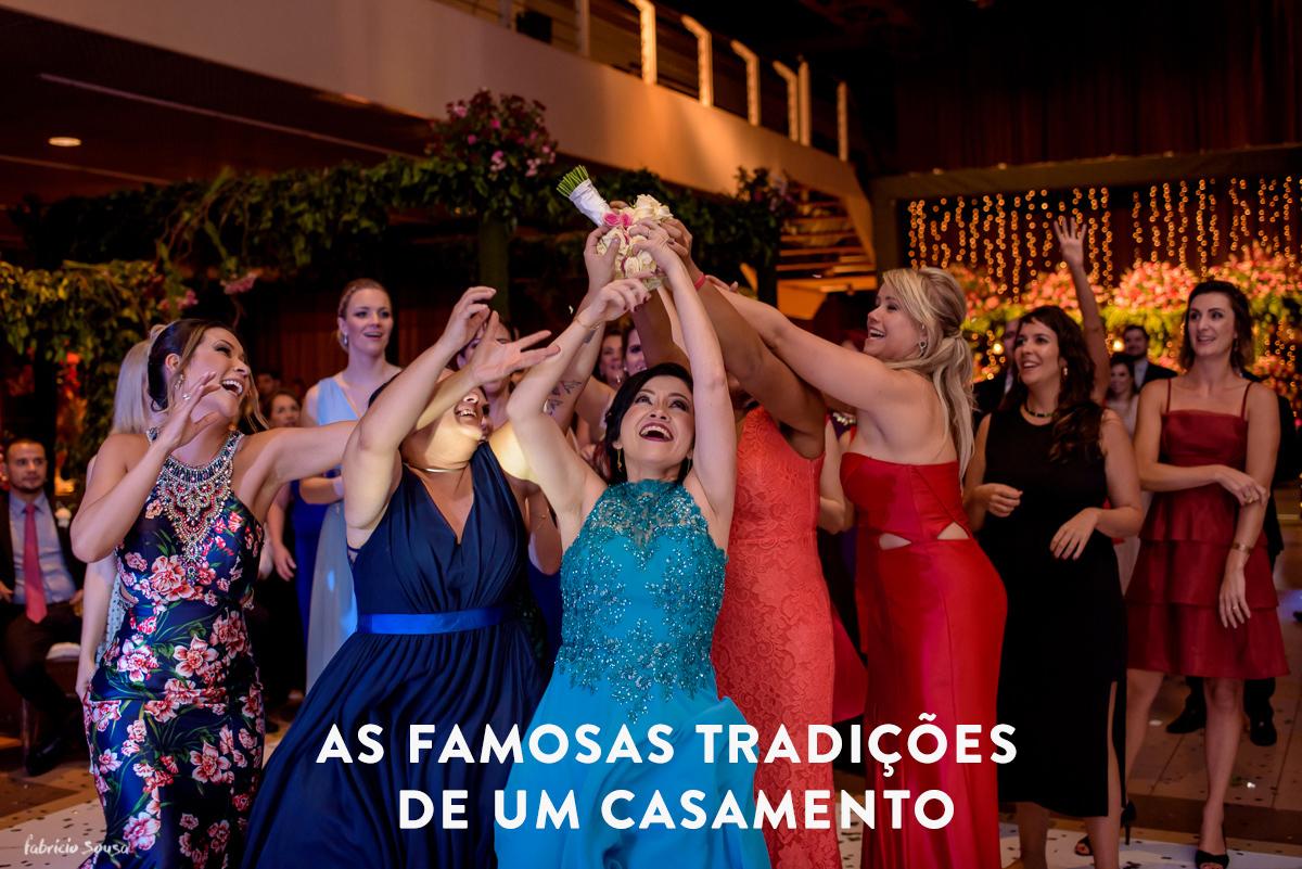 Imagem capa - As tradições de um casamento por Fabricio Sousa