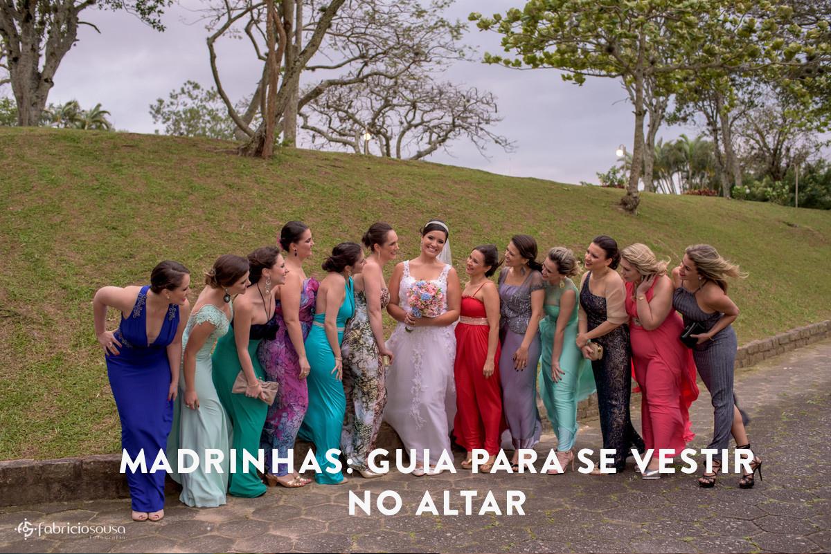 Imagem capa - Madrinhas: guia para se vestir no altar por Fabricio Sousa