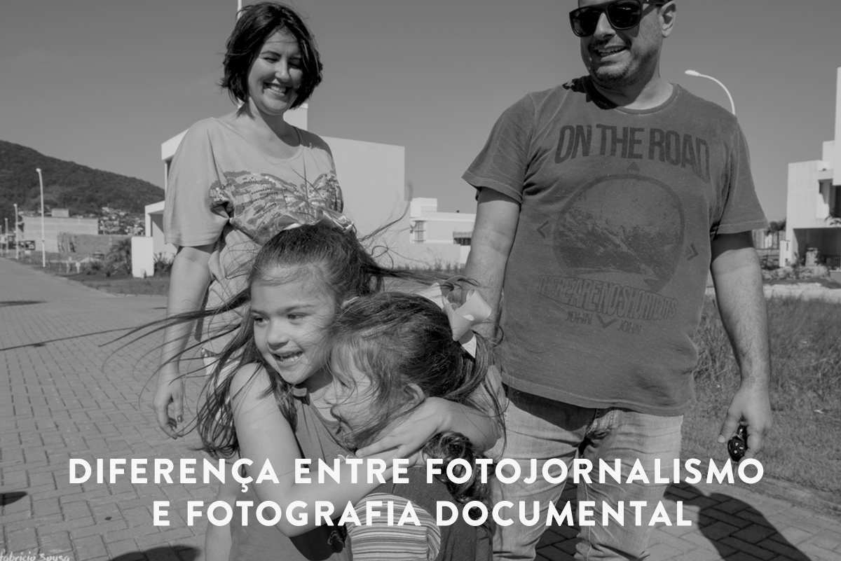Imagem capa - Diferença entre Fotojornalismo e Fotografia documental por Fabricio Sousa