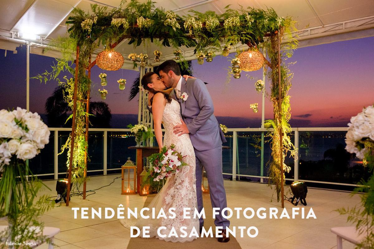 Imagem capa - Tendências em fotografia de casamento por Fabricio Sousa