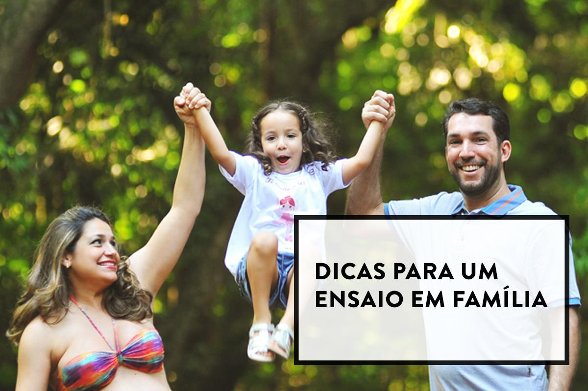 Imagem capa - Dicas para um ensaio em família por Renilson Aparecido Guimarães