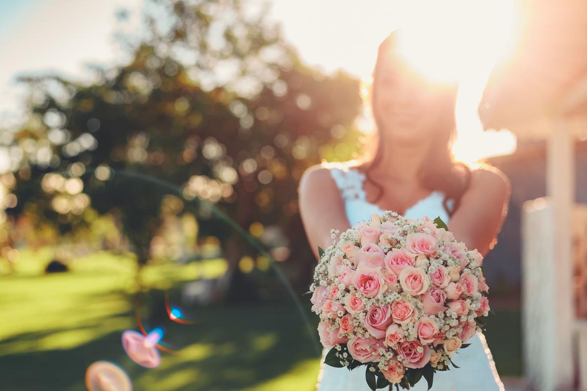 Imagem capa - Você linda no seu casamento! Um guia para noivas. por Rafael Bede Meirelles
