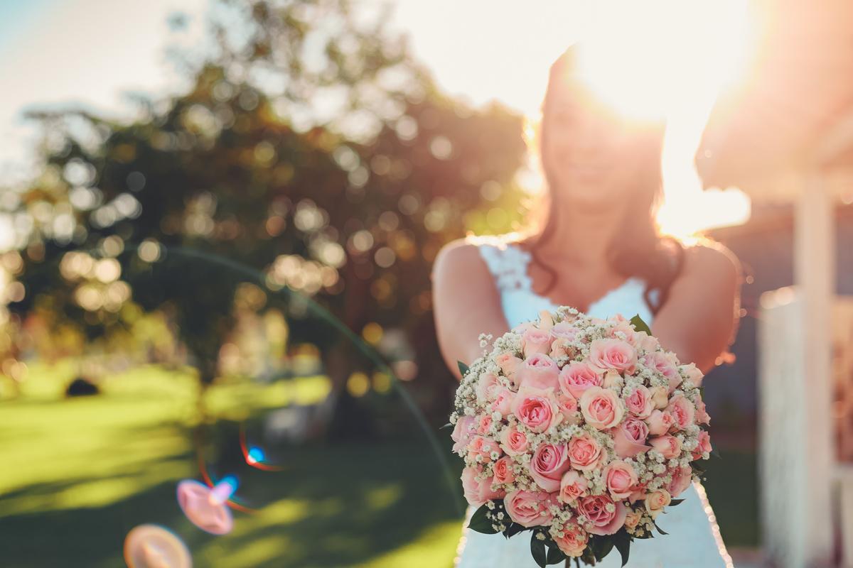 Imagem capa - Buquê de noiva por Rafael Bede Meirelles