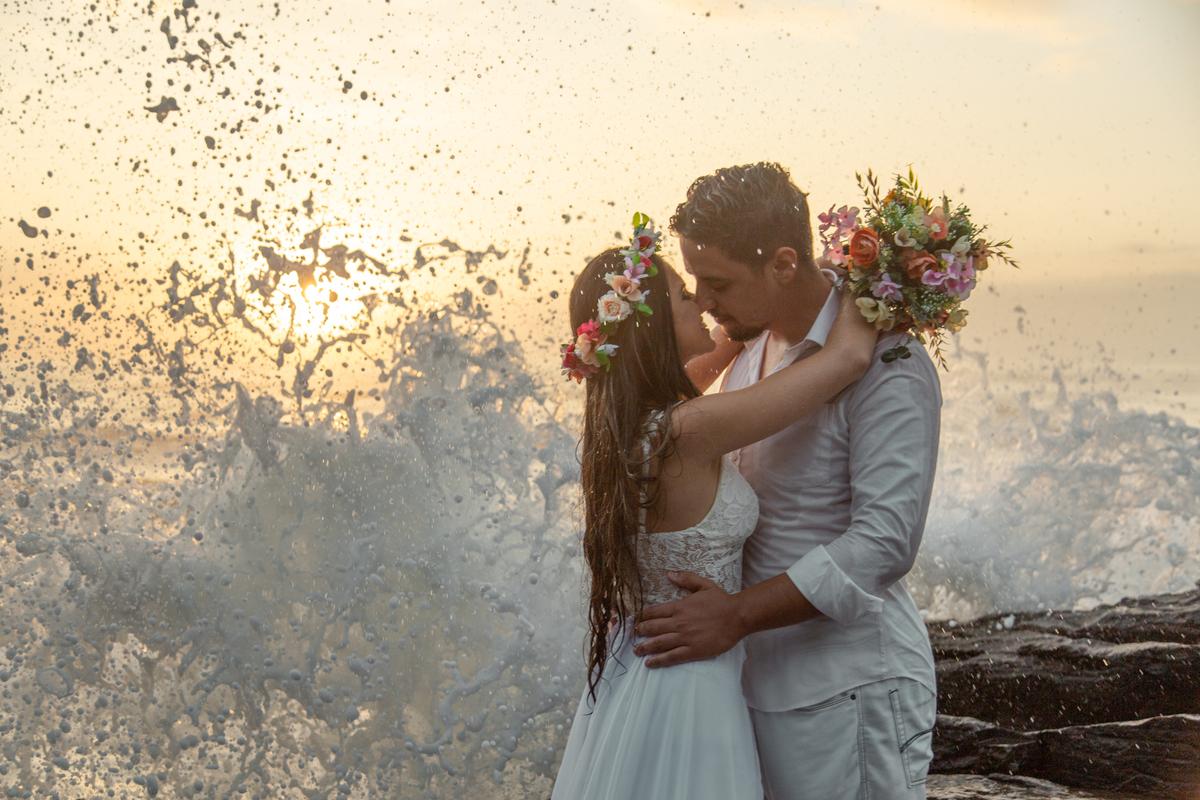 Imagem capa - Pré-Casamento |  Kinberlyn e Mariel - Torres RS por Rafael Bede Meirelles