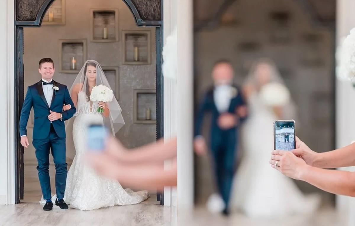 Imagem capa - Fotógrafa desabafa após convidada estragar foto de casamento por Guilherme Ramires